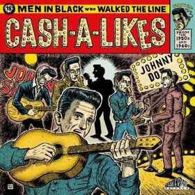 VARIOUS ARTISTS - Cash-A-Likes