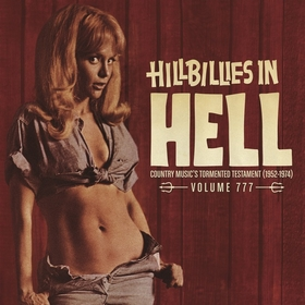 VARIOUS ARTISTS - Hillbillies In Hell Vol. 777
