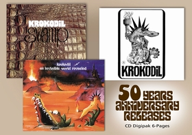 KROKODIL - Krokodil / Swamp / An Invisible World Revealed