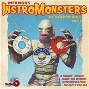 VARIOUS ARTISTS - Infamous InstroMonsters Vol. 1