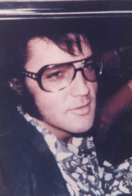 Elvis Presley - Glasses