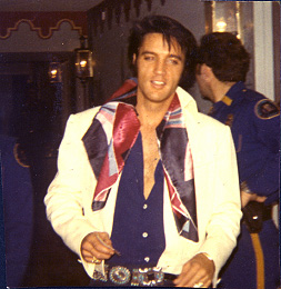 Elvis Presley - International Hotel Vegas