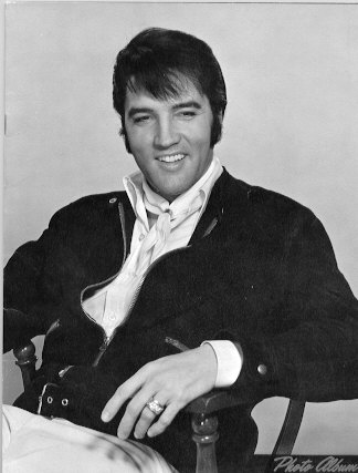 Elvis Presley - Chair