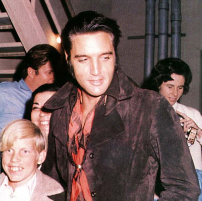Elvis Presley - Backstage
