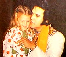 Elvis Presley - With Kid