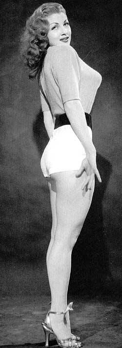 Tempest Storm - Side view
