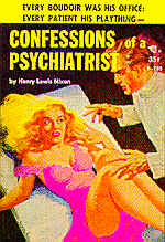 Pulp Fiction Covers - Confessions Psychiatrist