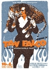 Tav Falco and the unaproachable Panther Burns